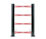 Активный инфракрасный баръер SSBT-60  (комп. 2 шт)Тип изделия: Двухлучевой инфракрасный извещатель /