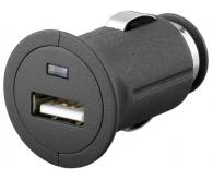 Автомобільний USB зарядний пристрій  5V 2000mA