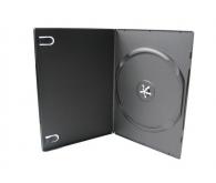 Бокс для 1-DVD диска 14мм чорний глянцевий