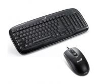 Genius SlimStar C110 (31330192127) чорний, PS/2