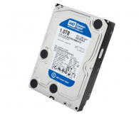 Накопичувач HDD: 1Tb 7200 SATA III Western Digital 64MB Caviar Blue