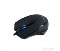 Миша HI-RALI HI-M8177 6D Gaming USB black