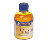 Ink (200 г) EPSON Stylus CX3700/T26/TX106 (Yellow) E73/Y