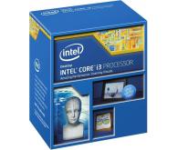 Intel Core i3-4160 LGA 1150, 3.6GHz, 512KB/3MB, 54W, Box (Intel HD Graphics 4400)