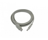 Кабель подовжувач USB 2.0 AM/AF пакет, довжина 1,8 м., білий