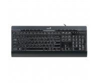 Клавиатура DEFENDER Oscar 600 чорна