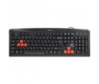 Клавиатура DEFENDER Warhead GK-1102 USB ударостойкая, влагоустойчивая