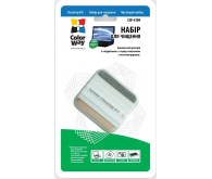 Комплект для чищення ColorWay багатофункціональна щітка з вбудованим спреєм CW-4109