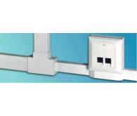 Лапка кріплення каналу Н38  LM38 для каналу під підлогу  190х38x1, 0 мм (7308905900)