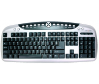 LogicPower KB 042, PS2