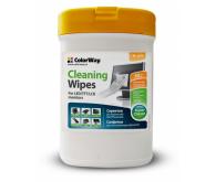 Серветки ColorWay CW-1073 для TFT 50 вологих 50 сухих