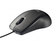 TRUST Optical Mouse Black USB