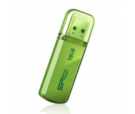 USB 16GB Silicon Power Helios 101 green