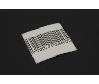 Захисна етикетка 4 * 4, 3 * 4 штрих-код