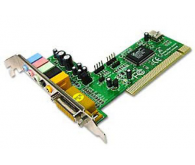 Звукова карта Pci sound card 5.1 CH (c-media 8738) Box