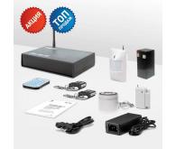 Wi Fi сигналізація iS-10 бездротовий комплект.