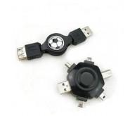 Адаптер Miotex USB2.0 універсальний [УЦІНКА]