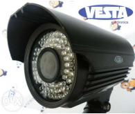 Відеокамера аналогова внутрішня Oltec LС-26-3,6 циліндр