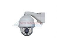 Видеокамера внутренняя Alfa Agent 003 купольная со видеорегистратором