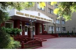 Система доступа в Национальной академии погранвойск Украины