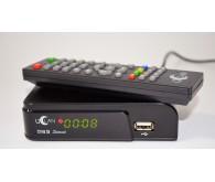Цифровий TV-тюнер Т2 U2C T2 Internet з дисплеєм*