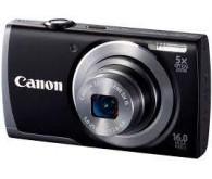 Цифрова фотокамера: Canon Powershot A2500 Black