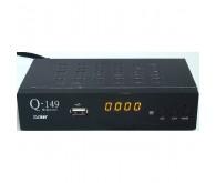 Цифровий TV-тюнер Т2 DVB-T2 Q-SAT Q149 HD FTA