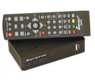 Цифровий TV-тюнер EuroSky ES-15 \ DVB-T2  Виконання: зовнішнє \ Тип підключення: автономне