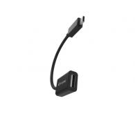 Кабель USB 2.0 AF -> Type-C OTG пакет, довжина 0,1 м.