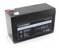 Акумуляторна батарея Gresso 12V 7.5AH