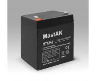 Аккумуляторна батарея Mastak 12V 4.2Ah ( 90x70x101 ) 1.4кг