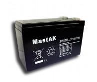 Аккумуляторна батарея Mastak 12V 7Ah (151x65x94)