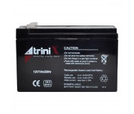 Акумуляторна батарея TRINIX 12V 7AH