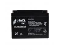 Акумуляторна батарея TRINIX  12V20Ah/20Hr