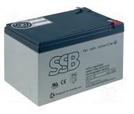 Акумуляторна батарея SSB 12V12AH