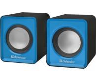 Акустична система DEFENDER 2.0 SPK 22 2х2,5W USB синій