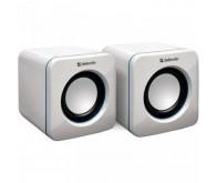 Акустична система DEFENDER 2.0 SPK-530 2x2 Вт, USB White