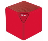 Портативна колонка TRUST Ziva Wireless Bluetooth Speaker red