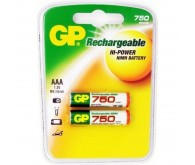 Акумулятор GP Rechargeable AAA/HR6 700mAH(C2)