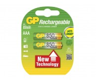 Акумулятор GP Rechargeable AAA/HR6 850mAH(C2)