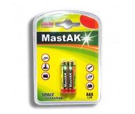 Акумулятор Mastak Accu AAA/R03 750mAh ( C2)