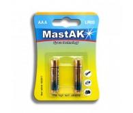 Батарейка Mastak Premium  AAA/LR03 С2