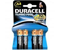 Батарейка DURACELL Turbo Max AA/LR6 (C4)