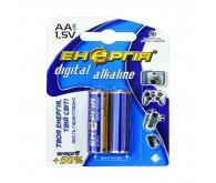 Батарейка Енергія AA LR6 U2 Alkaline
