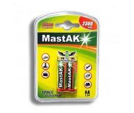 Акумулятор Mastak Accu AA/R06 2300mAh ( C2)