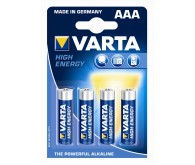 Батарейка Varta Energy AAA LR03 C4