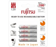 Акумулятор FUJITSU Accu. Eneloop AAA/HR03 (HR-4UTCEU) 750mAh (C4)