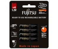 Акумулятор FUJITSU Accu. Eneloop AAA/HR03 (HR-4UTCEU) 900mAh (C4)