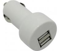 Автомобільний USB зарядний пристрій  DEFENDER UCA-15 5V/2А+1A USB avtoadapter, blister