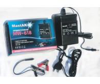 Блок Живлення  MastAK MW-618 6V/12V, 1800mAh